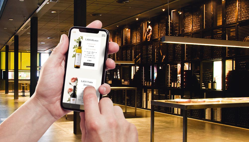 La Tienda LAUS galardonada como Mejor tienda web